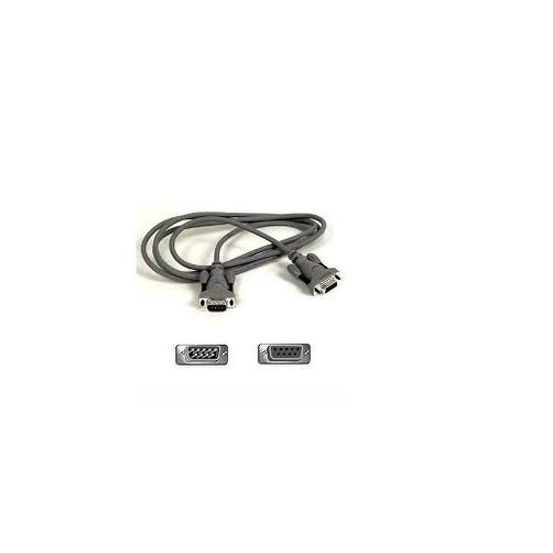 Belkin Components - Serial Extender - Db-9 (M) - Db-9 (F) - 6 Ft