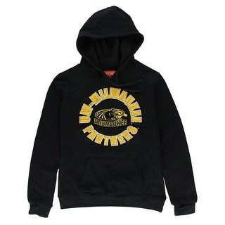 Cover One Womens Milwaukee Panthers Pullover Hoodie Black - black/yellow