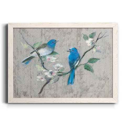 Song of Spring I-Premium Framed Canvas - Ready to Hang