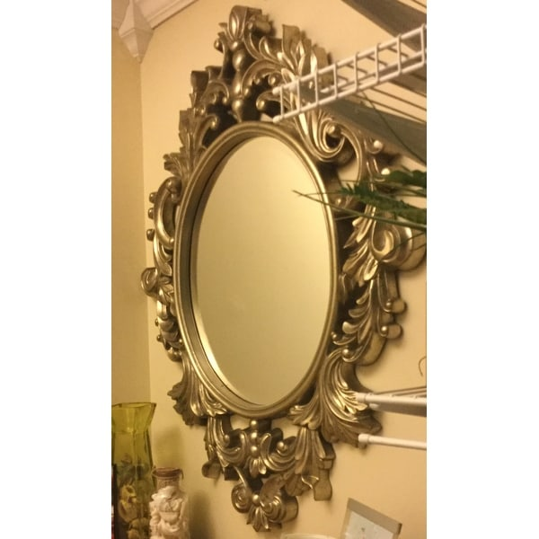 Shop Athena Wall Mirror - Free Shipping Today - Overstock.com - 6541895