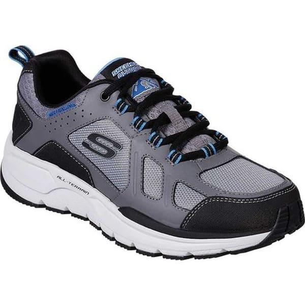 da455971605a Shop Skechers Men's Escape Plan 2.0 Mueldor Trail Shoe Charcoal ...