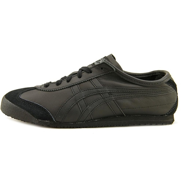 asics onitsuka tiger mexico 66 black black trainers