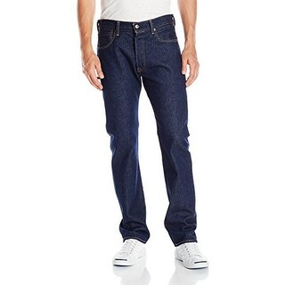 Levis Mens 501 Original Fit Button-Fly Jean, The Rose-Stretch - 33X32