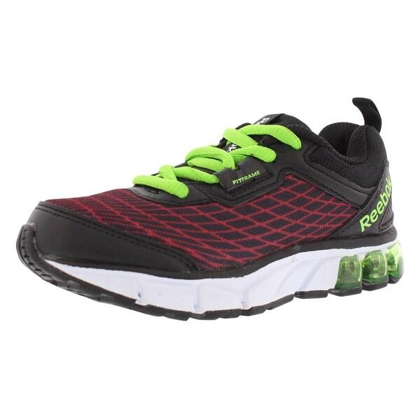 Reebok Jet Dashride Running Boys Preschool Shoes Size
