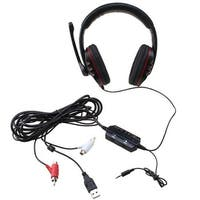 AGPtek Gaming Headset Digital Stereo Wired Headphone for PC PS4 PS3 Xbox 360 Xbox one for Both Game Music and Chat Sound