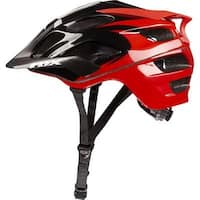 Fox 2013 Flux Bicycle Helmet - 20021 - MATTE BLACK