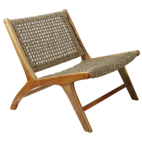 London Seagrass Chair