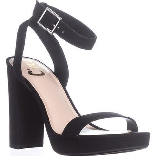 Circus by Sam Edelman Annette Heeled Sandals, Black
