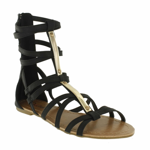 Red Circle Footwear 'Musica' Gladiator Sandal