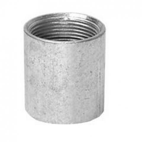 """Simmons 946 Well Point Drive Coupling, 1-1/4"""", Steel Galvanized"""