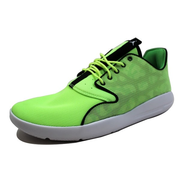 Nike Men's Air Jordan Eclipse Ghost Green/Black-Green Pulse-White 724010-304 Size 10