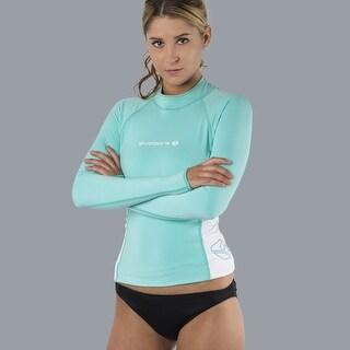 Lavacore Lavaskin Women's Rashguard Long Sleeve Shirt