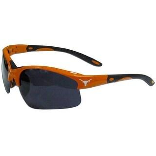 Texas Longhorns Blades Sunglasses - Orange