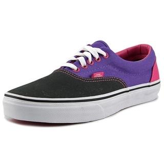 Vans Era Men Round Toe Canvas Purple Skate Shoe