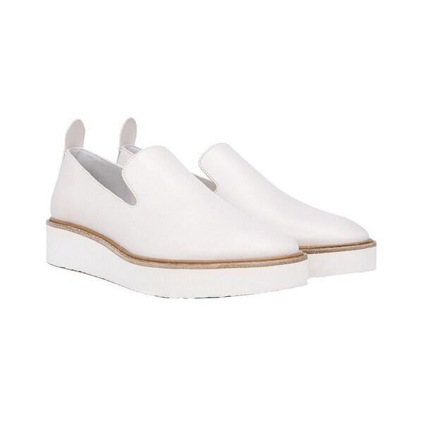 Vince Sanders Leather Sneaker