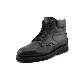 "Work America 6"" Responder Round Toe Leather Work Boot"