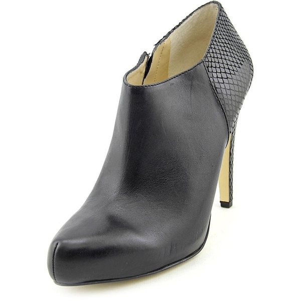 INC International Concepts Bellona Women Black Boots