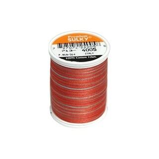 713 4005 Sulky Blendables Thread 12wt 330yd Strawberry Daiq