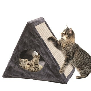 Link to Fold-A-Way Cat Condo - medium Similar Items in Cat Scratching Posts & Pads