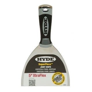 """Hyde 06757 SuperFlexx Stainless Steel Joint Knife, 5"""""""