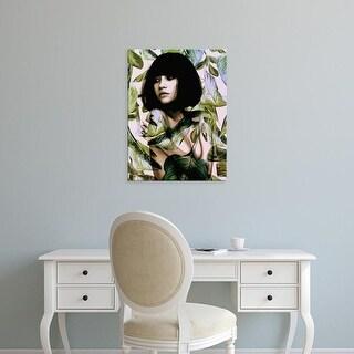 Easy Art Prints Andreas Lie's 'In Bloom II' Premium Canvas Art