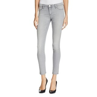 Blank NYC Womens Skinny Jeans Denim Mid-Rise