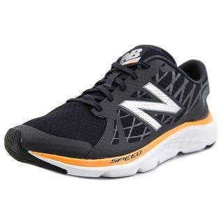 New Balance M690 Round Toe Synthetic Running Shoe