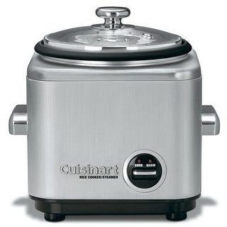 Cuisinart - Crc-400 - Rice Cooker 4Cup Ss