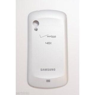 OEM Samsung Stratosphere i405 Standard Battery Door (White)