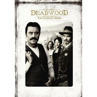 DEADWOOD-COMPLETE SERIES (DVD/19 DISC/WS-16X9/RE-PKGD)