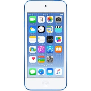Link to Apple iPod touch 6th Generation 128GB (A1574) - Blue Similar Items in MP3 Players & iPods