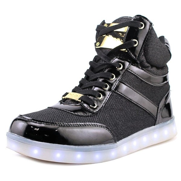 Bebe Sport Krysten Women BlkFx Sneakers Shoes