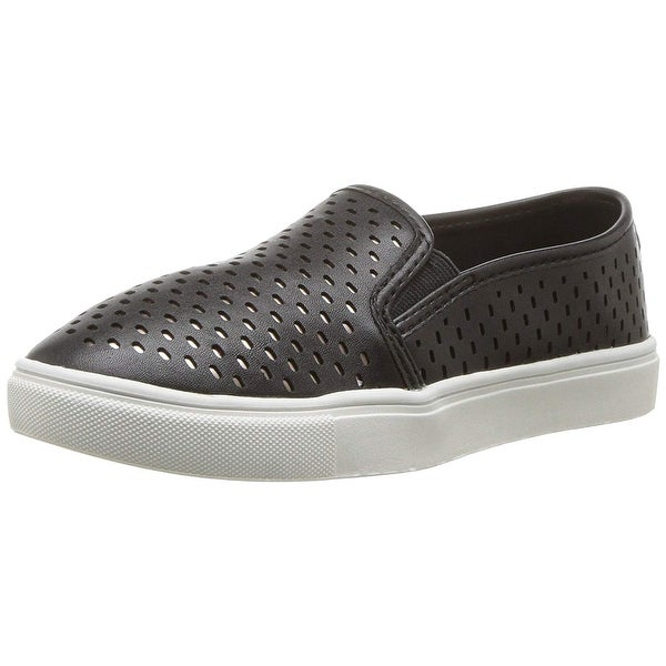 394babaa16d Shop Kids Steve Madden Girls Jelouise Leather Low Top Slip On ...
