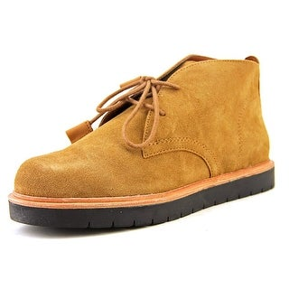 Mia Heritage Camryn Round Toe Suede Chukka Boot