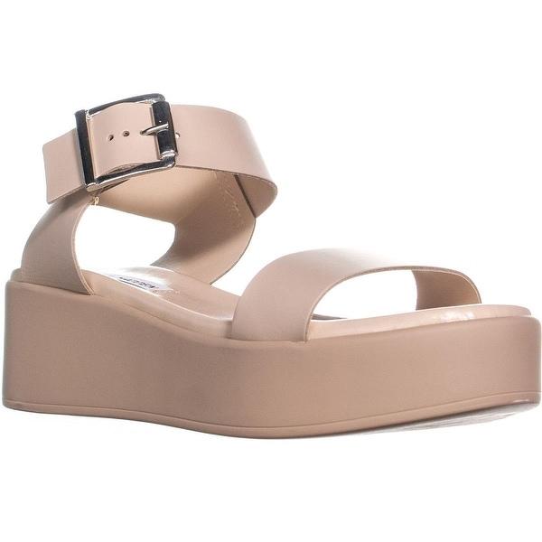 cd5c9fd7374 Shop Steve Madden Recover Buckle Platform Sandals
