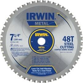 """Irwin 7-1/4"""" 48T Ferrous Blade"""