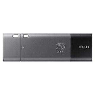 Samsung USB 3.1 Flash Drive DUO Plus - 256GB USB Flash Drive DUO Plus