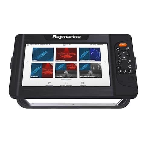 Raymarine Element 9 HV Chartplotter and Fishfinder Combo - No Transducer E70534-00 Chartplotter and Fishfinder Combo