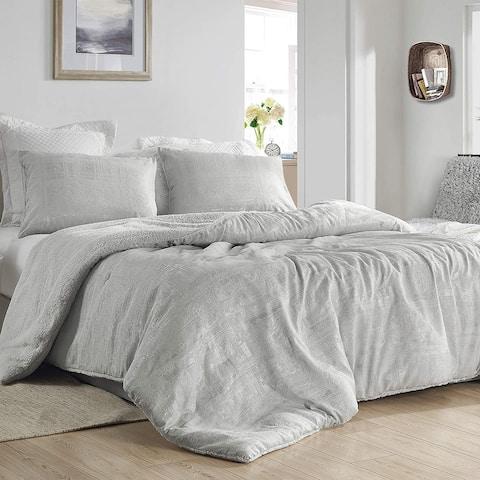 Silver Stitch Jacquard - Coma Inducer® Oversized Comforter