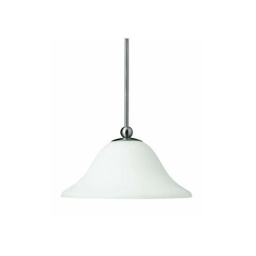 """Hinkley Lighting H4661 1 Light 8.25"""" Height Indoor Full Sized Pendant from the Bolla Collection"""