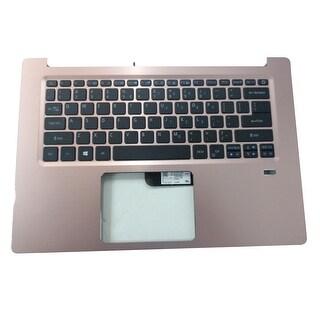 Acer Swift 3 SF314-52 SF314-52G Pink Upper Case Palmrest & Keyboard 6B.GQRN5.001