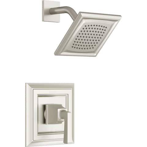 American Standard T455.501 Town Square S Shower Only Trim Package with 2.5 GPM Single Function Shower Head