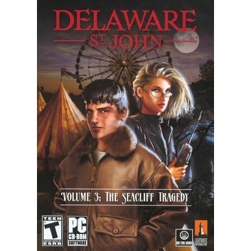 Delaware St John: The Seacliff Tragedy