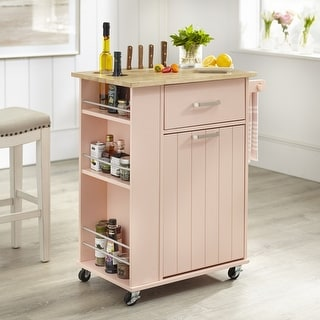 Link to Simple Living Lima Kitchen Cart Similar Items in Kitchen Carts