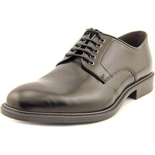 Kenneth Cole Reaction Ani-Mate Men Round Toe Leather Oxford