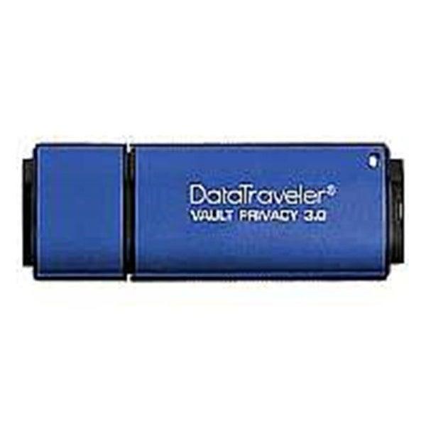 DTVP30/4GB 4Gb Dtvp30, 256Bit Aes Encrypted USB 3.0 Secure