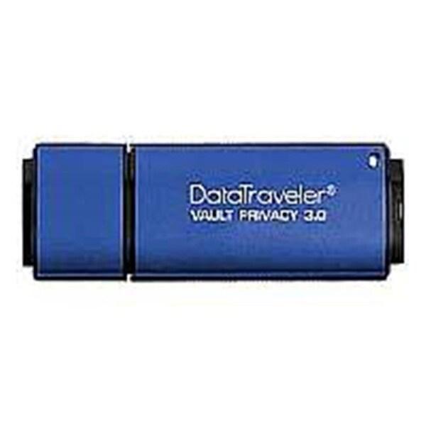 DTVP30/8GB 8Gb Dtvp30, 256Bit Aes Encrypted USB 3.0 Secure