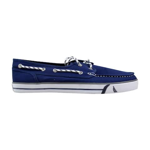 Nautica Men's Canvas Lace Boat Navy NM123J