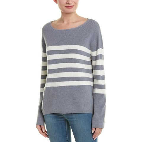 Monrow Stripe Sweater