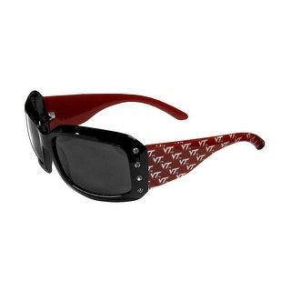 Virginia Tech Hokies NCAA Women's Designer Bling Sunglasses
